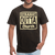 Straight Outta Church Men's T-Shirt - mineral black