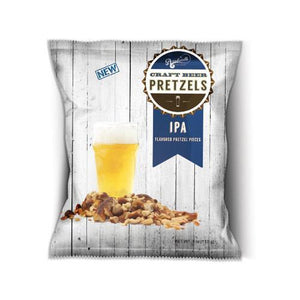 IPA SNACK PACK BEER PRETZELS 4OZ (PACK OF 6)