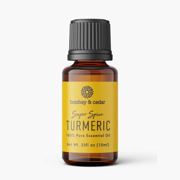 Turmeric Essential Oil - 10ml