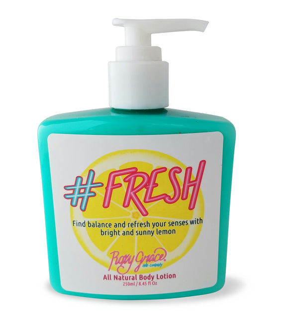 #Fresh Body Lotion