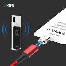 Load image into Gallery viewer, Qi Magnetic Wireless Fast Charging Receiver - HammyPhoneStuff