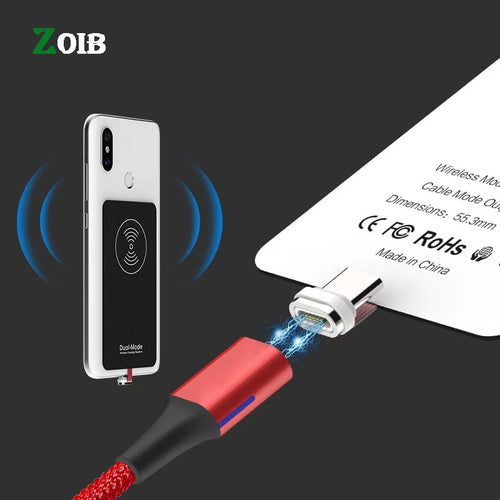 Qi Magnetic Wireless Fast Charging Receiver - HammyPhoneStuff