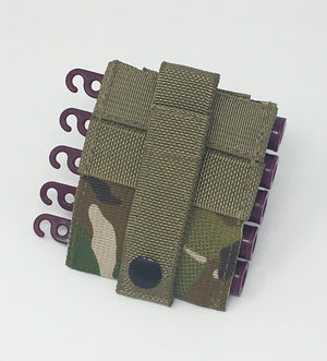Chem Light Holder MOLLE Back