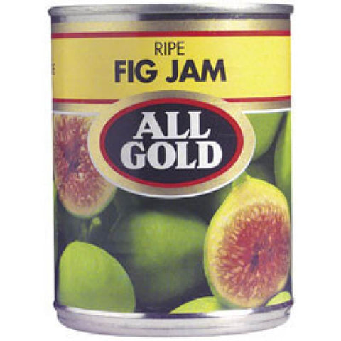 All Gold Jam - Ripe Fig Jam (Kosher) 450g