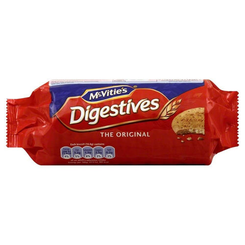 McVities Digestives - Original Biscuits 250g