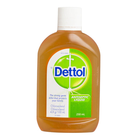 Dettol - Liquid Antiseptic 250ml