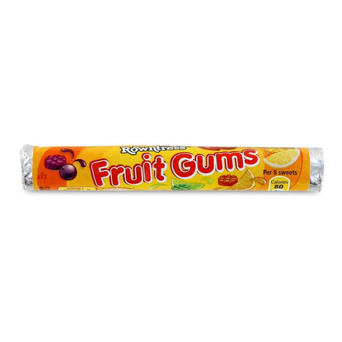 Nestle Rowntrees Fruit Gum Roll 48g