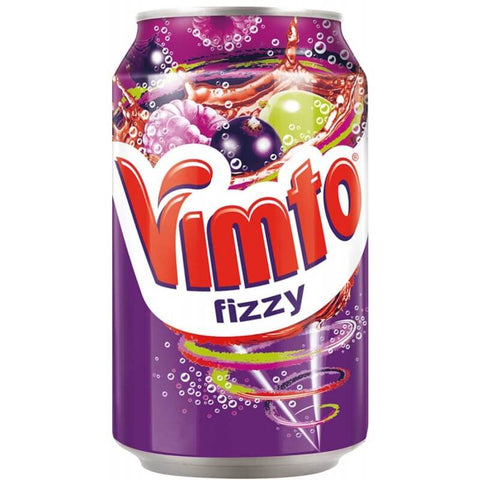 Vimto Fizzy Can 330ml