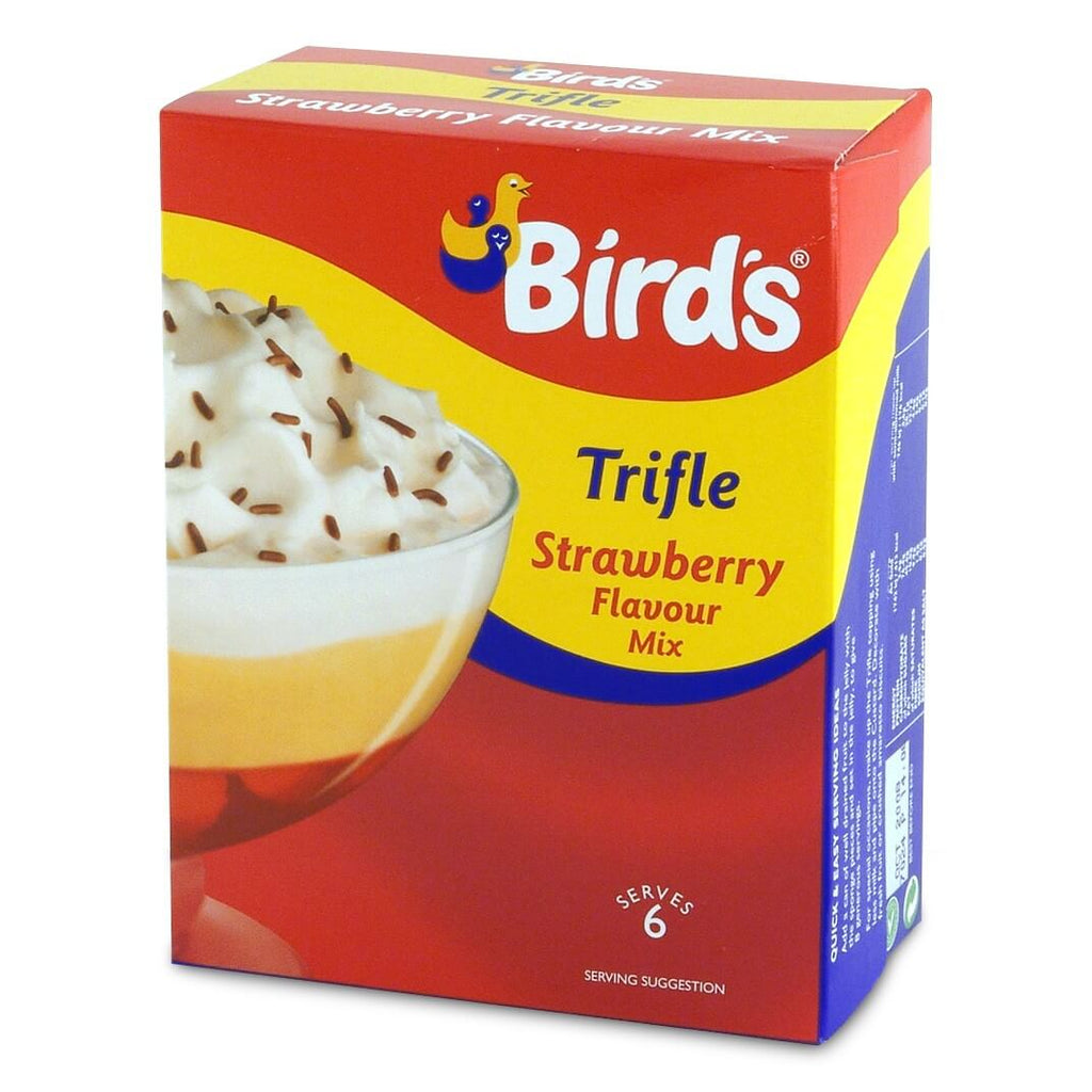 Birds Trifle Mix Strawberry 141g