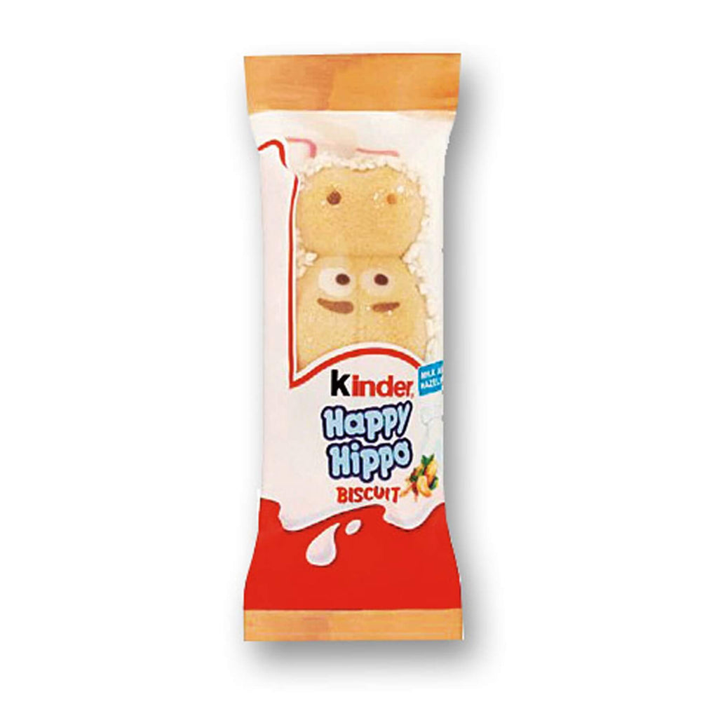 Ferrero Kinder Happy Hippo Biscuit 20.7g