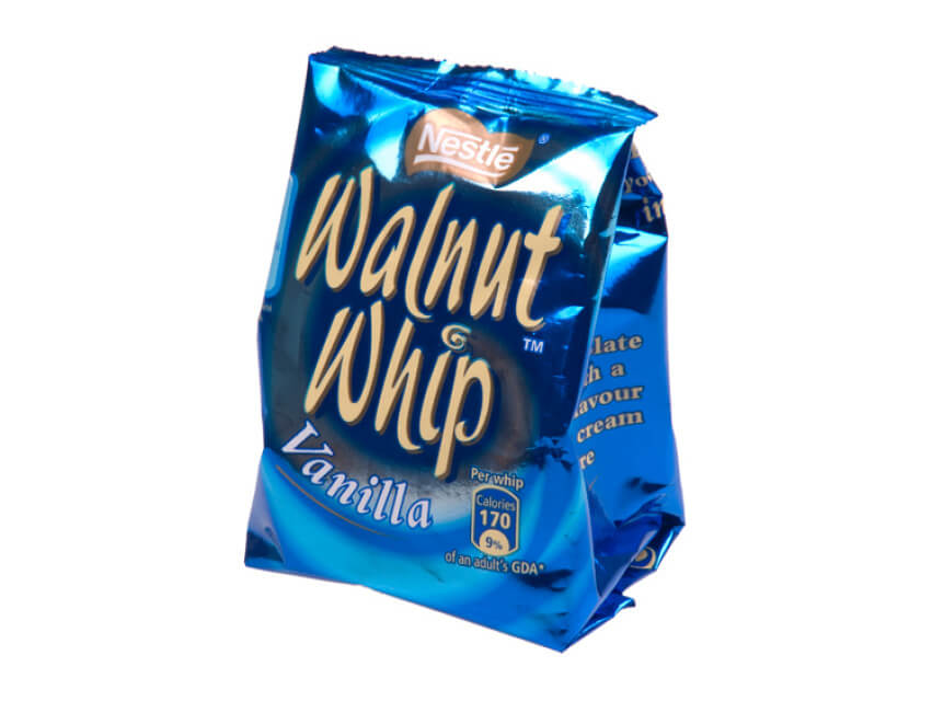 Nestle Walnut Whip - Vanilla 30g