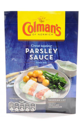 Colmans Seasoning Mix - Parsley 20g