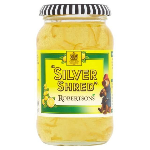 Robertsons Marmalade - Silver Shred Lemon  454g