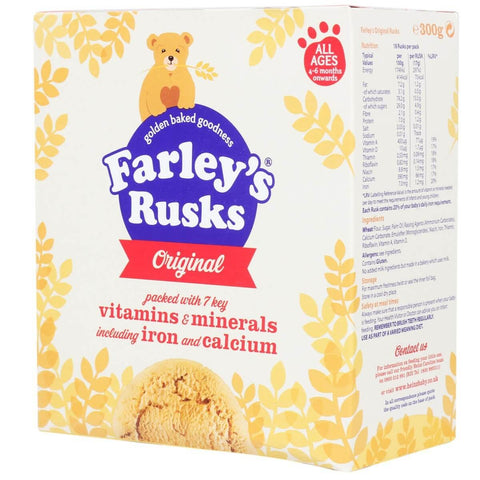 Farleys Rusks - Original 300g