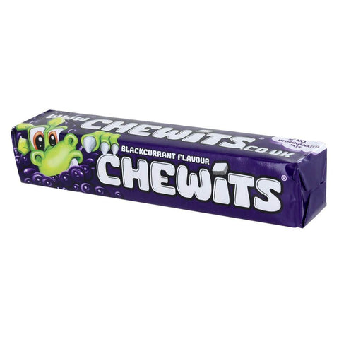 Chewits Blackcurrant Flavor 30g