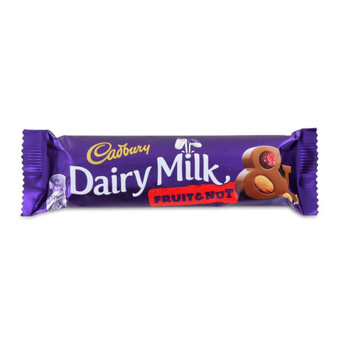 Cadbury Dairy Milk - Fruit and Nut Small  Bar 49g