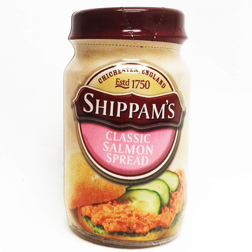 Shippams Classic Salmon Spread 75g