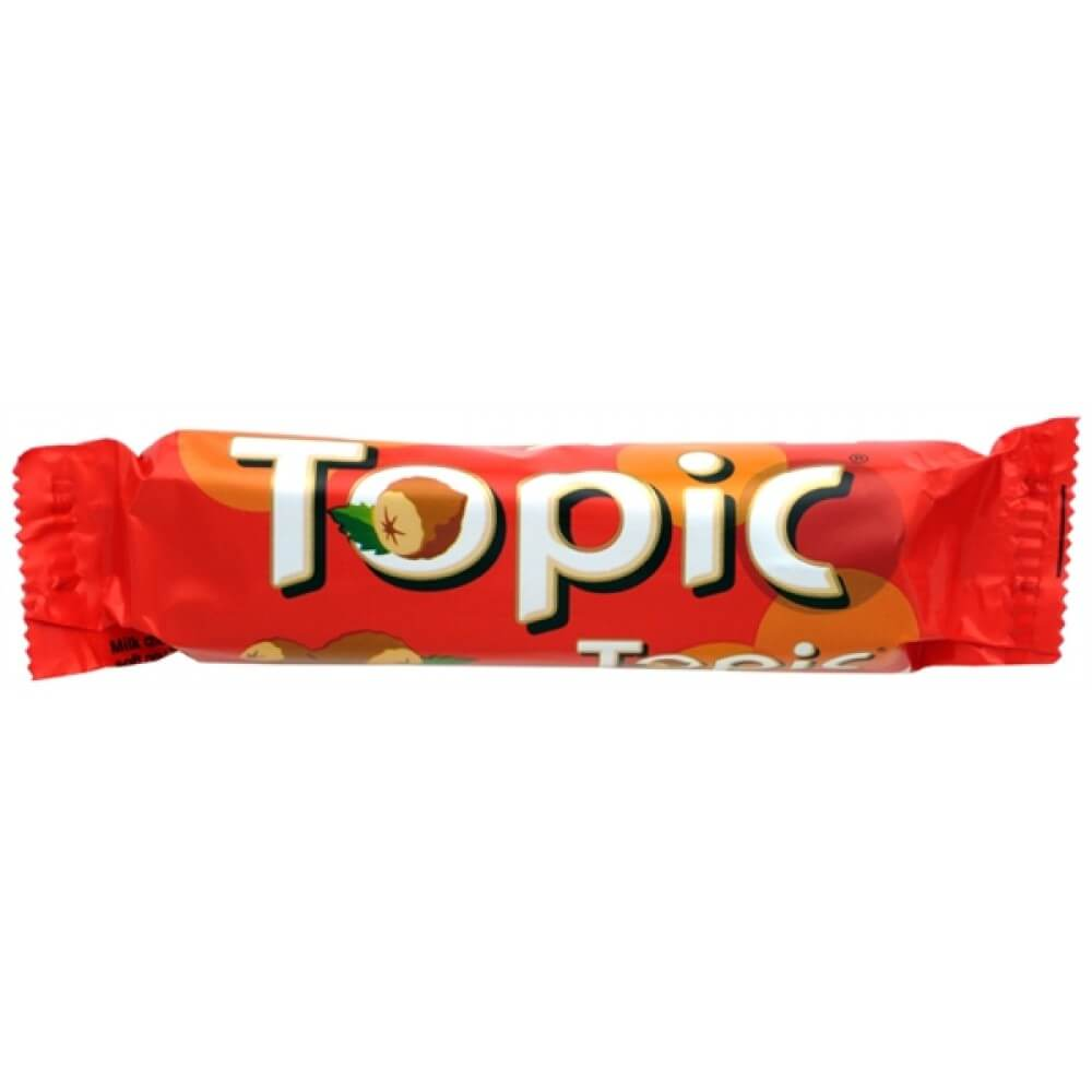 Mars Topic Bar 47g