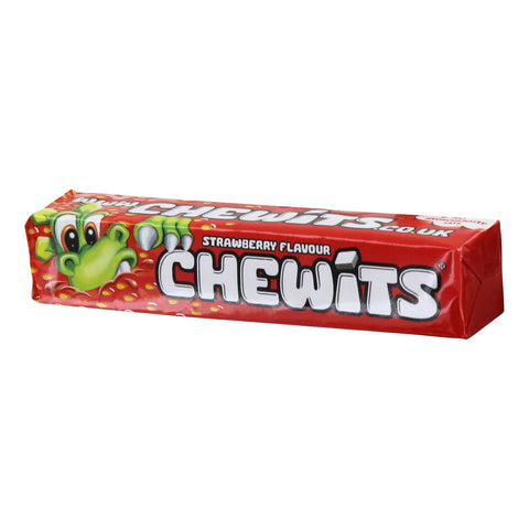 Chewits - Strawberry Flavour 30g