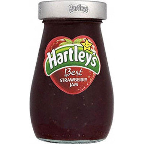 Hartleys Jam - Strawberry  340g