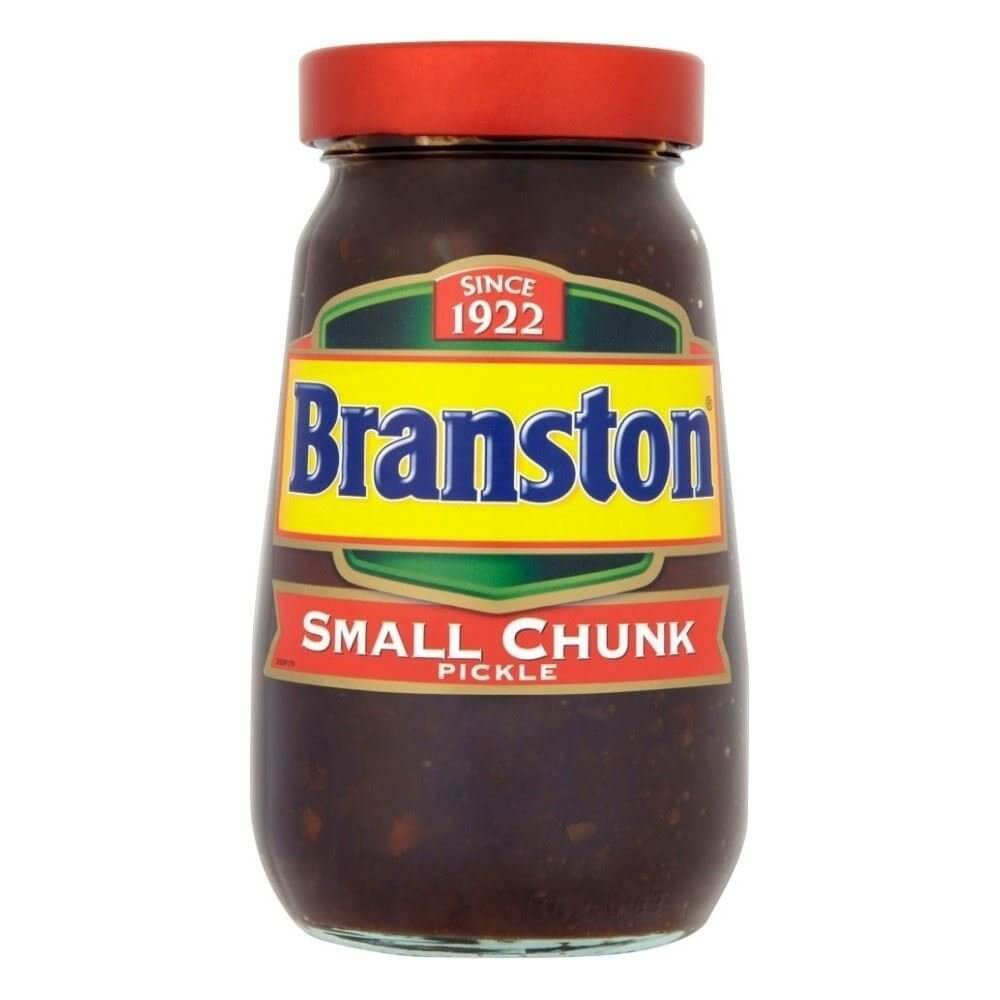 Branston Pickle - Small Chunk Large Jar 520g