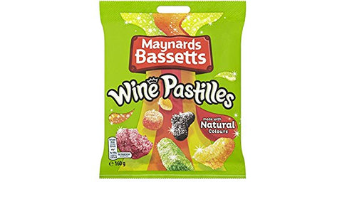 Maynards Wine Pastilles Bag 160g