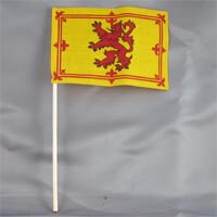 British Brands Cotton Stick Flag Lion 30g