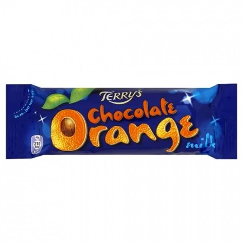 Kraft Terrys Chocolate Orange Bar 35g