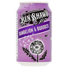 Ben Shaws Dandelion and Burdock 330ml