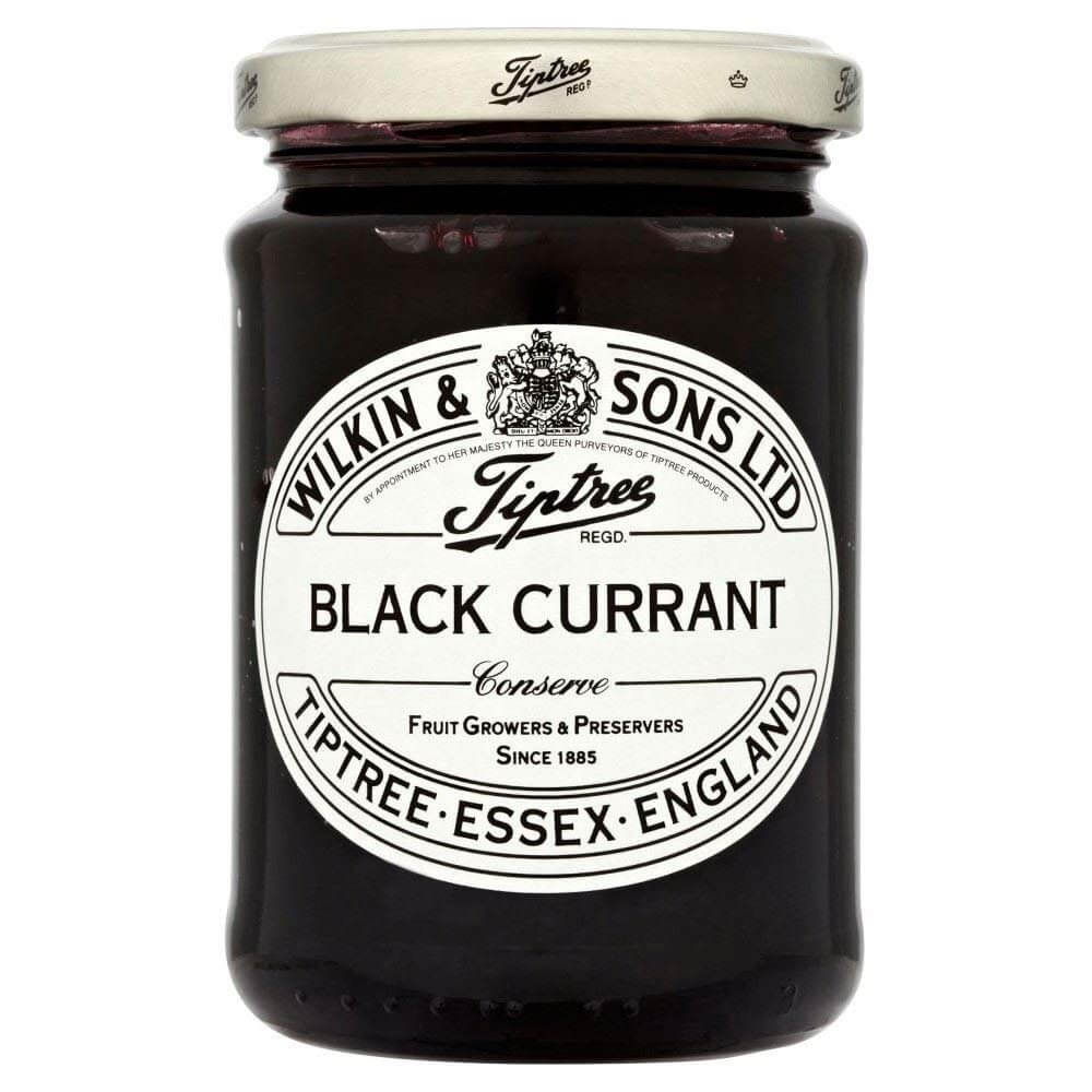 Wilkin and Sons Tiptree Black Currant Conserve 340g