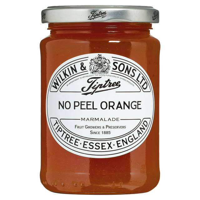 Wilkin and Sons Tiptree No Peel Orange Marmalade 454g