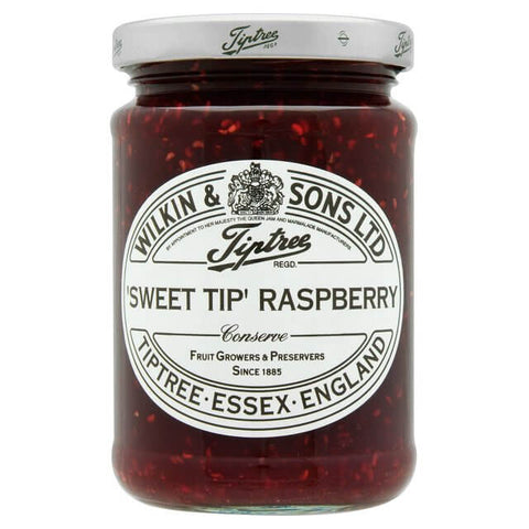 Wilkin and Sons Tiptree Raspberry - Sweet Tip Conserve 340g