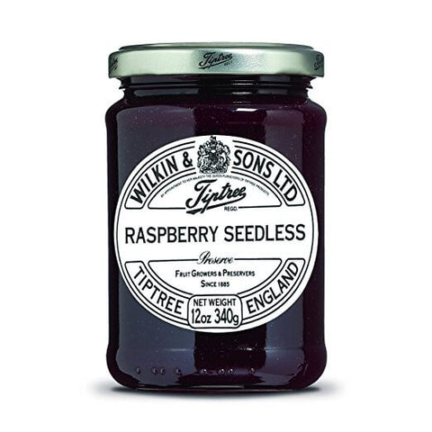 Wilkin and Sons Tiptree Raspberry - Seedless Conserve 340g