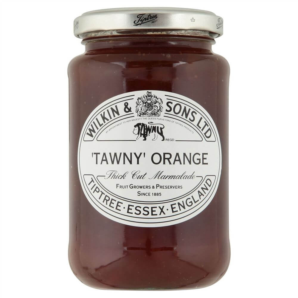 Wilkin and Sons Tiptree Orange Marmalade -Tawny Thick Cut  454g