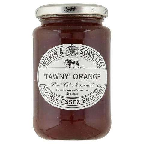 Wilkin and Sons Tiptree Orange Mamalade -Tawny Thick Cut  454g