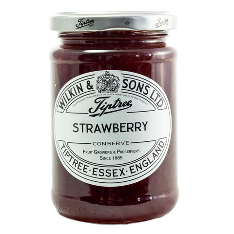 Wilkin and Sons Tiptree Strawberry Preserve 340g