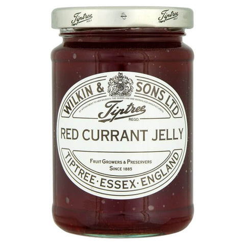 Wilkin and Sons Tiptree Red Currant Jelly 340g