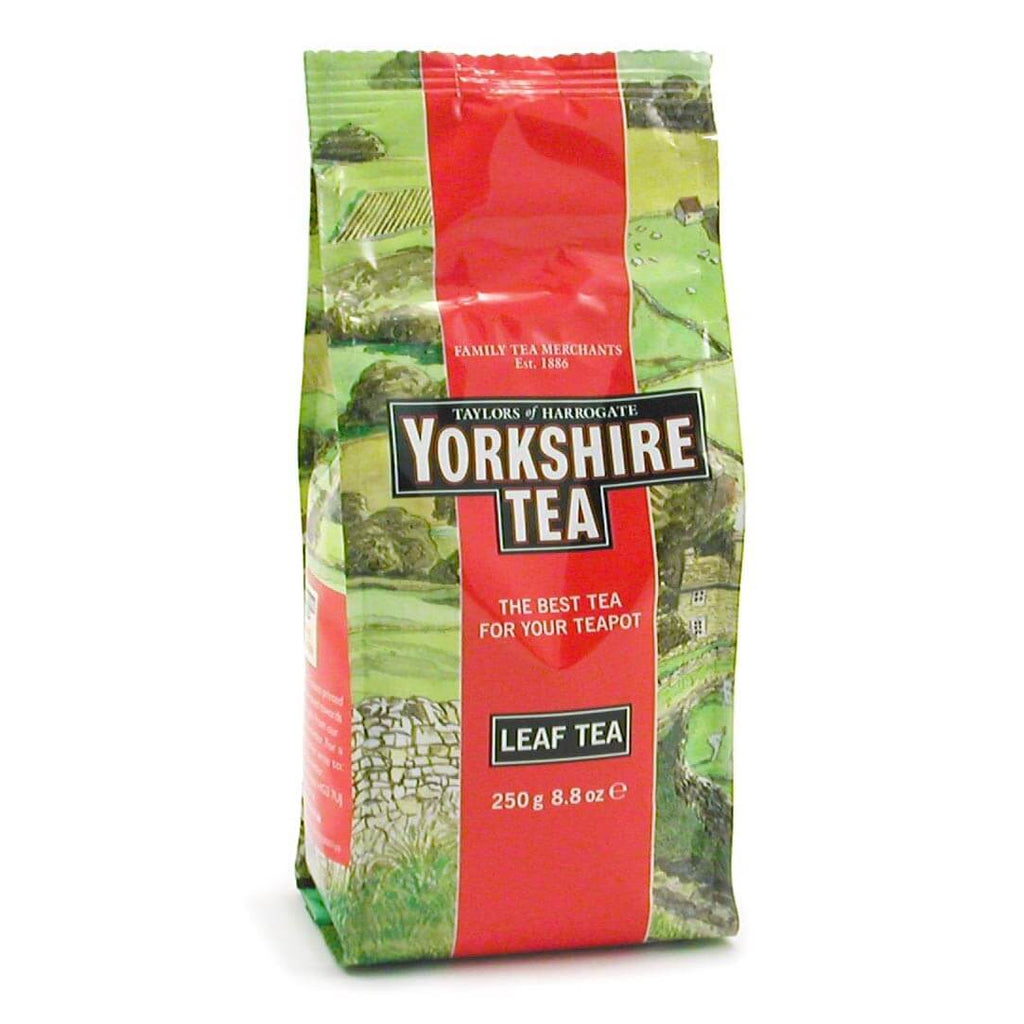 Yorkshire Red Loose Leaf Tea 250g