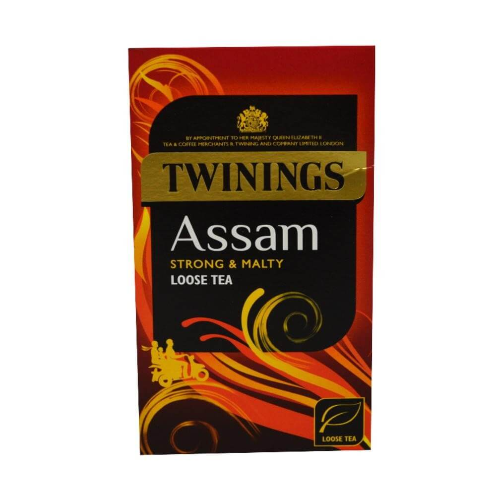 Twinings Tea - Assam Strong and Malty Loose Tea 125g