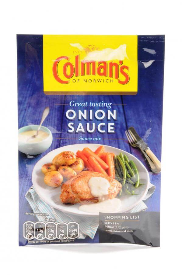 Colmans Seasoning Mix -  Onion  35g