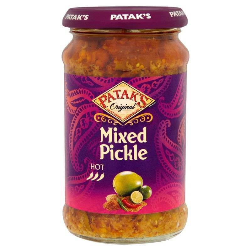 Pataks Pickle - Hot Mixed 283g
