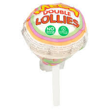 Swizzels Matlow Double Lollies - Regular 8g
