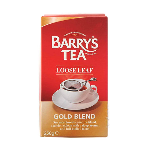 Barrys Gold Blend Loose Leaf Tea 250g