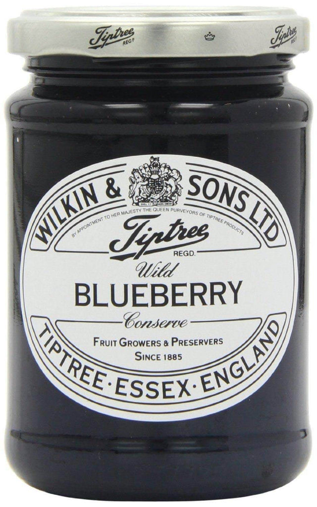 Wilkin and Sons Tiptree Wild Blueberry Conserve 340g