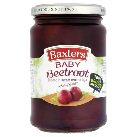 Baxters Beetroot - Baby Beetroot in Vinegar 340g