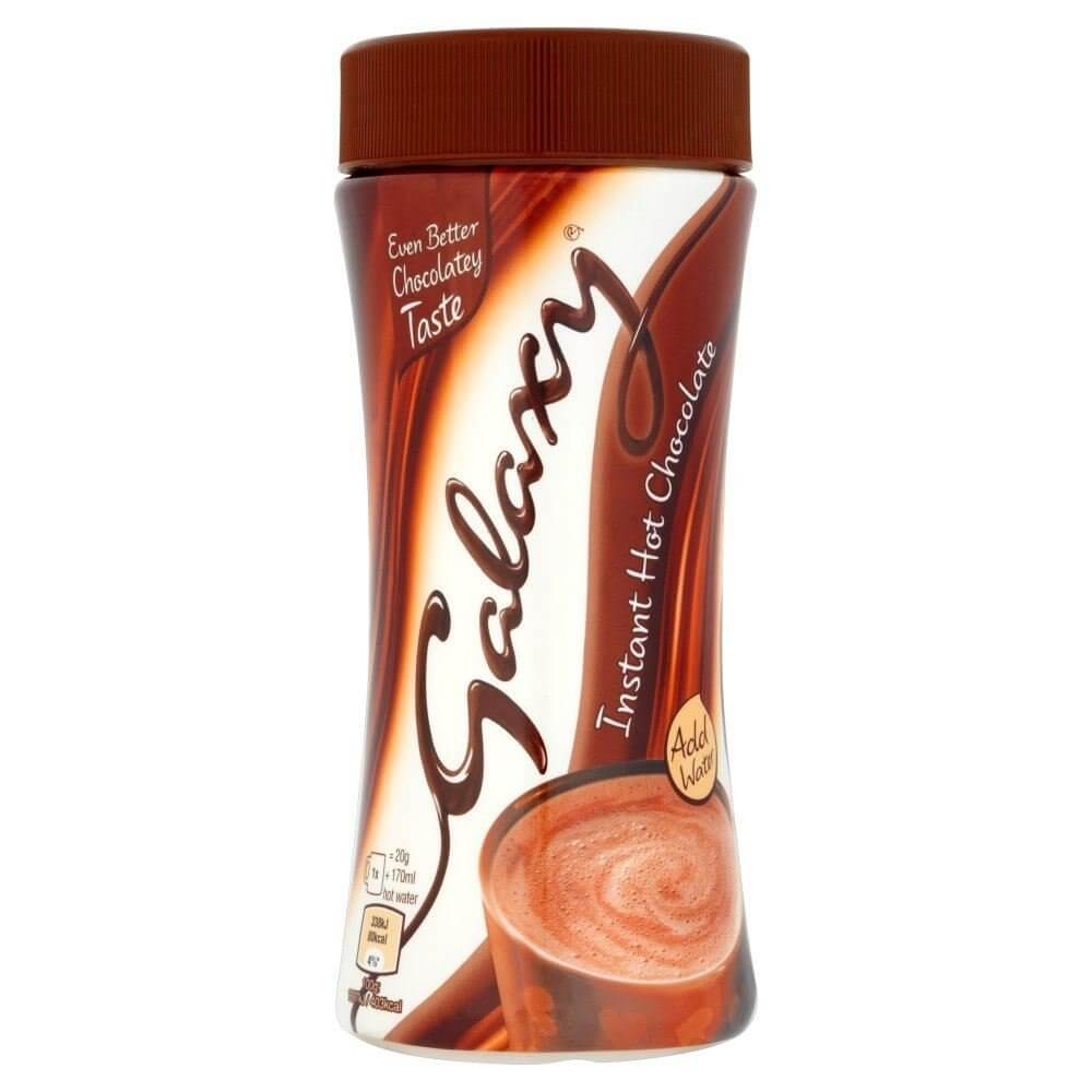 Mars Galaxy - Instant Hot Chocolate Drink 200g