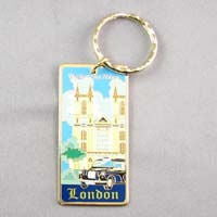 British Brands Keyring Westminister Abbey 50g