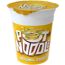 Pot Noodle Original Curry Flavor 90g