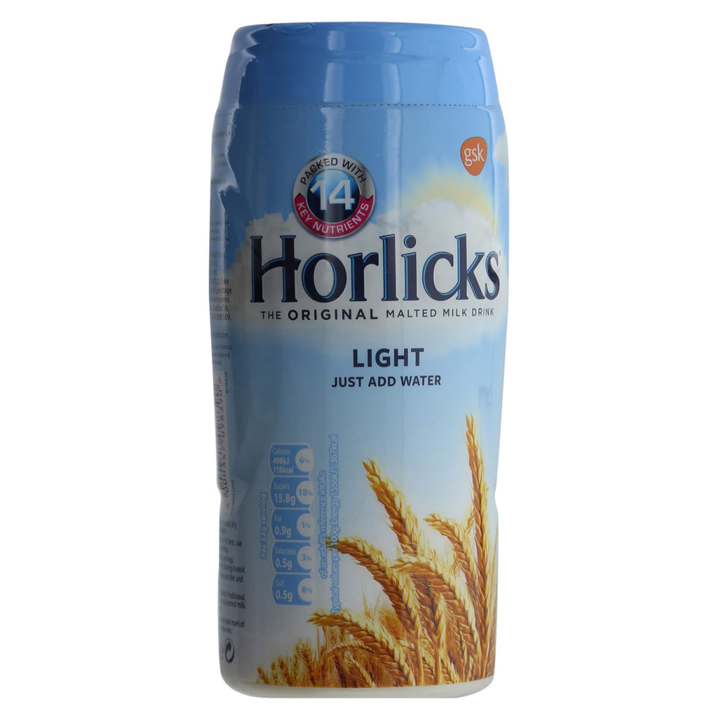 Horlicks Light Malted Milk Drink 500g