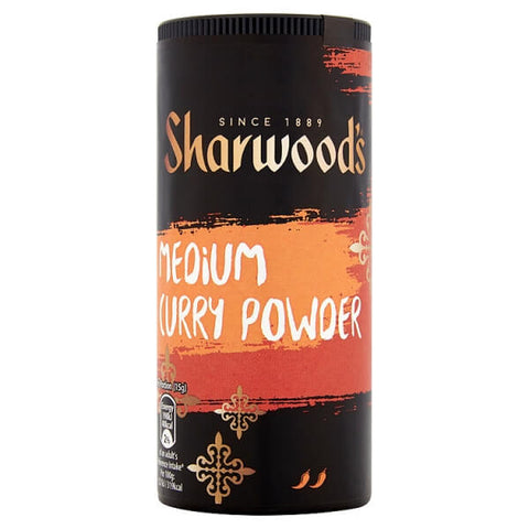 Sharwoods Curry Powder - Medium 102g